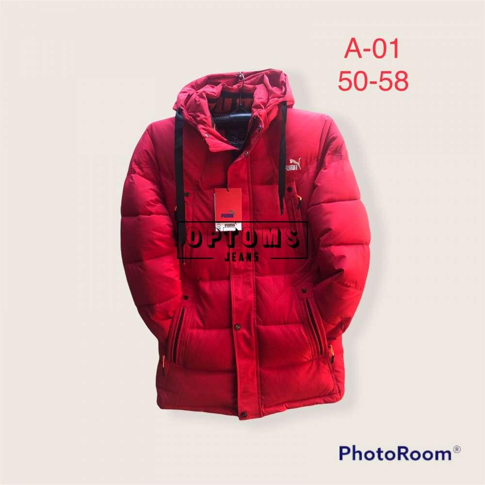 Мужская зимняя куртка 50-58 a-01c фото