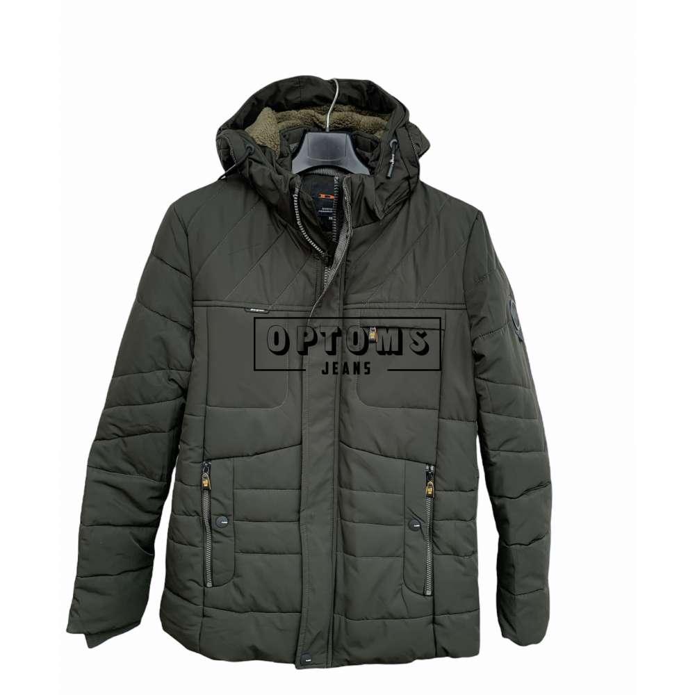 Мужская зимняя куртка 50-64 (8661a) фото