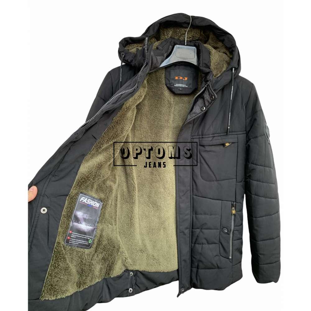 Мужская зимняя куртка 50-64 (8661c) фото