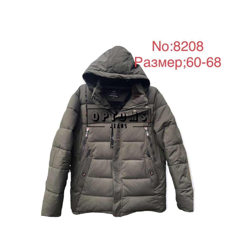 Мужская зимняя куртка 60-68 (8208a) фото
