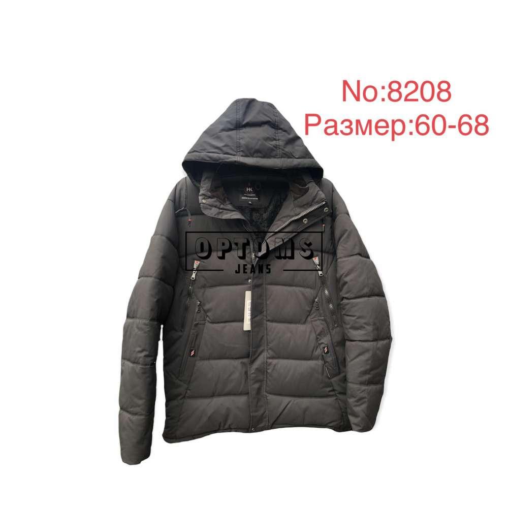 Мужская зимняя куртка 60-68 (8208b) фото