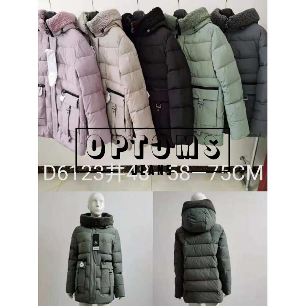 Куртка женская холлофайбер 6122 размер 50-60 фото