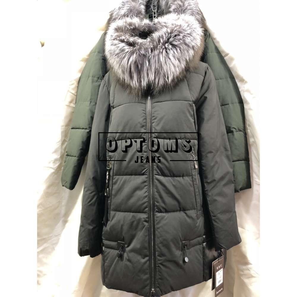 Куртка женская холлофайбер 1 размер 46-56 фото