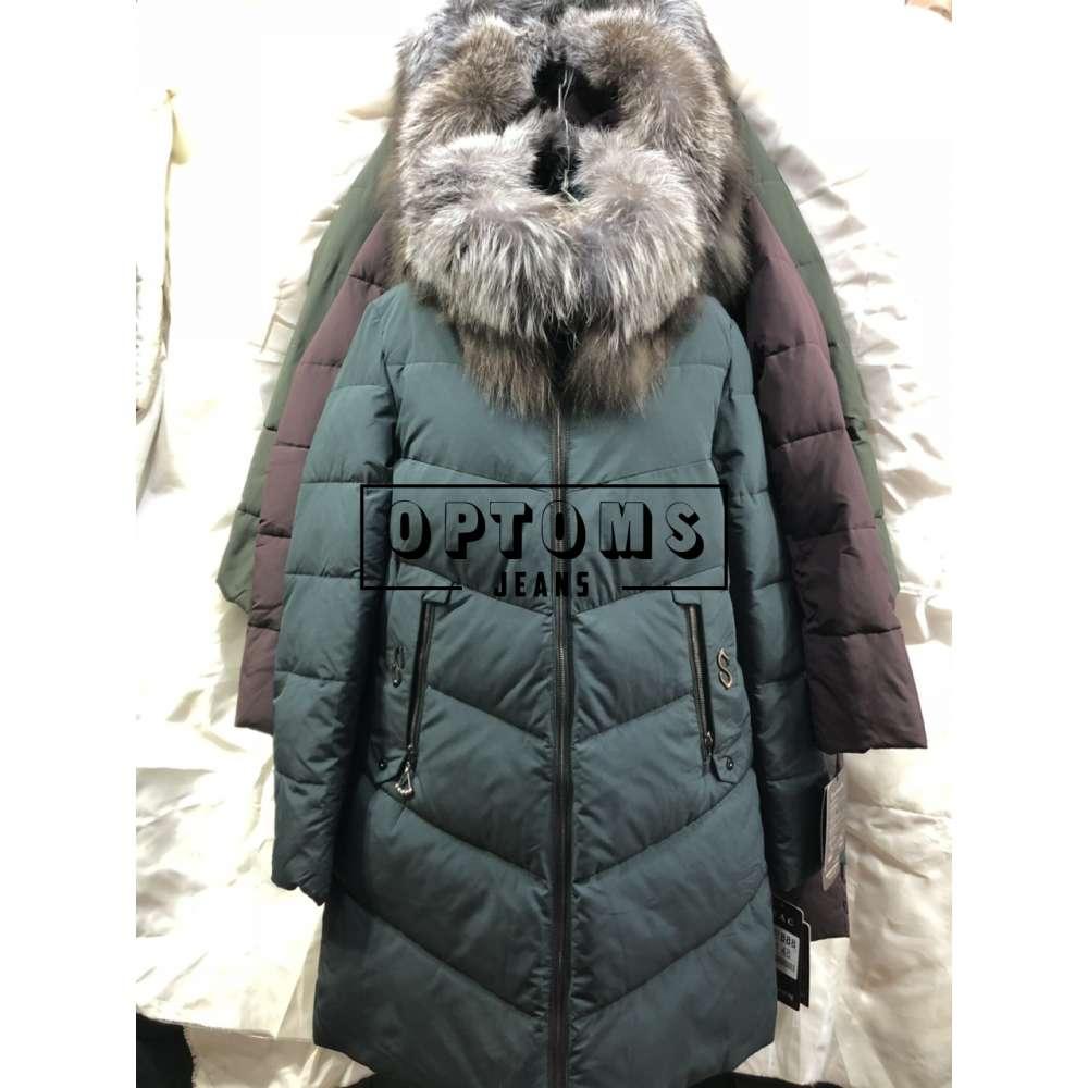 Куртка женская холлофайбер 2 размер 48-58 фото