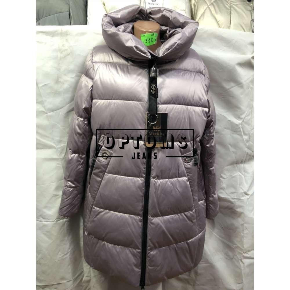 Куртка женская холлофайбер 6 размер 50-60 фото
