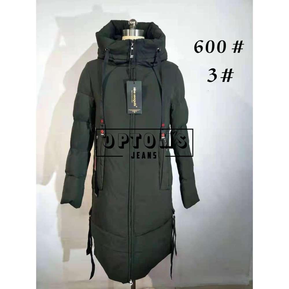 Куртка женская холлофайбер 600-3 размер S-2XL фото