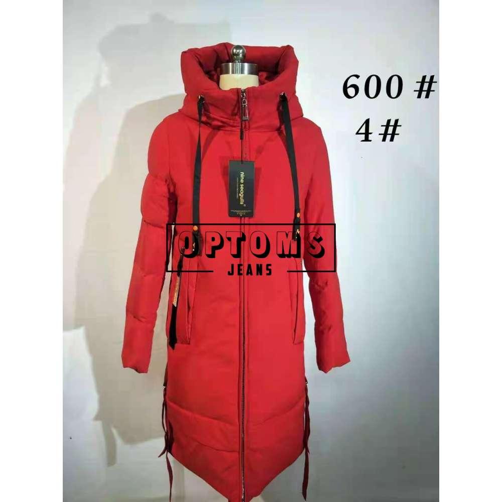 Куртка женская холлофайбер 600-4 размер S-2XL фото