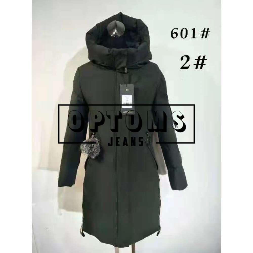 Куртка женская холлофайбер 601-2 размер S-2XL фото