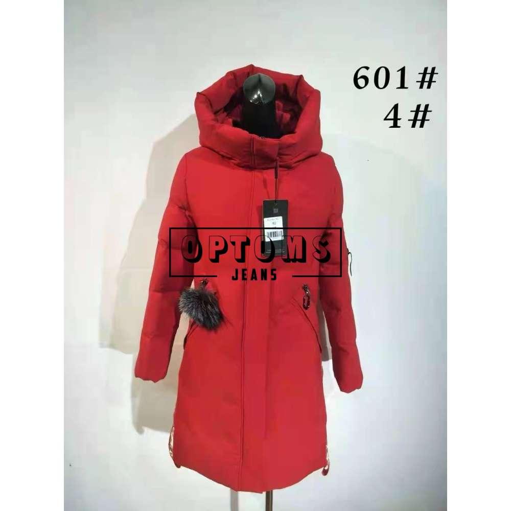 Куртка женская холлофайбер 601-4 размер S-2XL фото