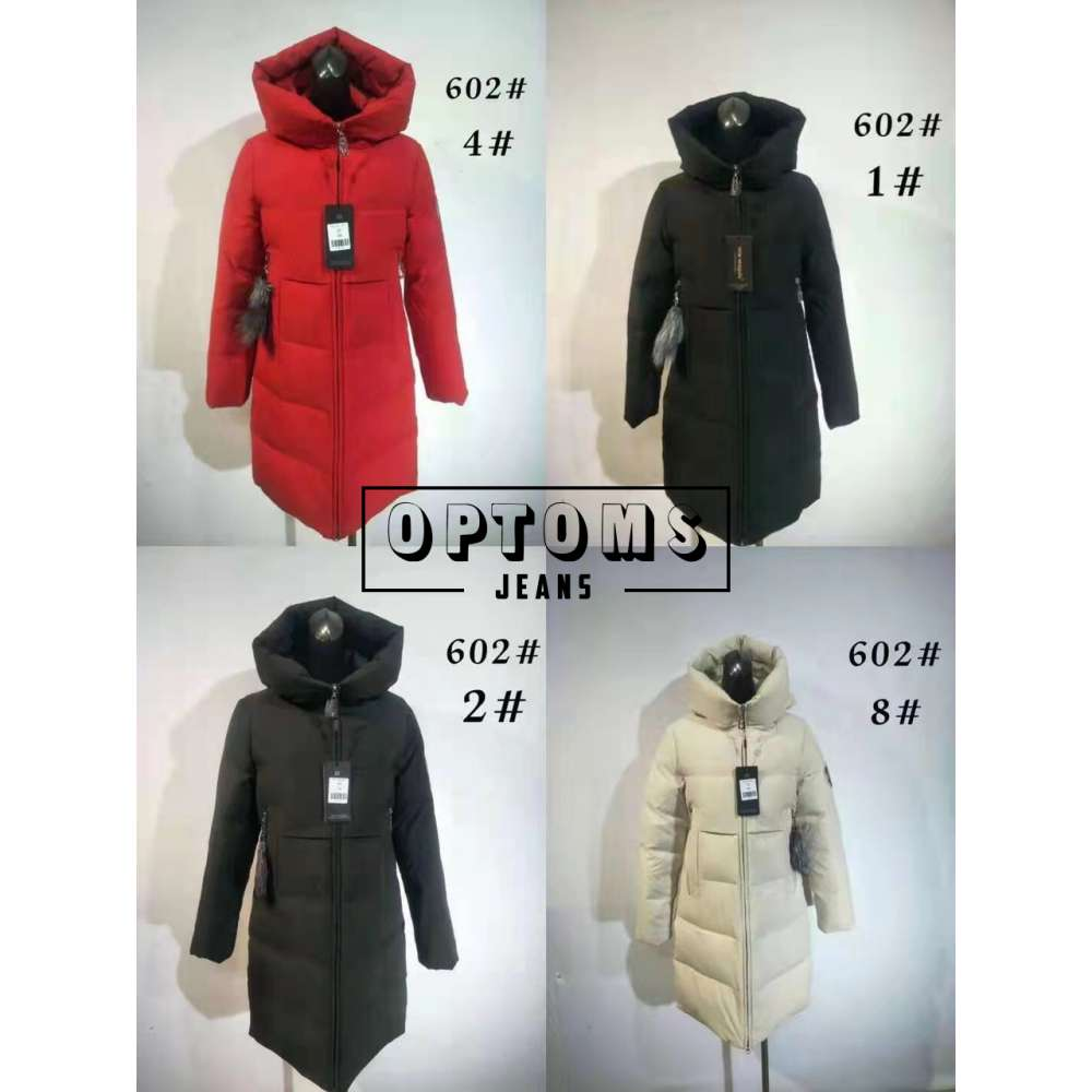 Куртка женская холлофайбер 602 размер S-2XL фото