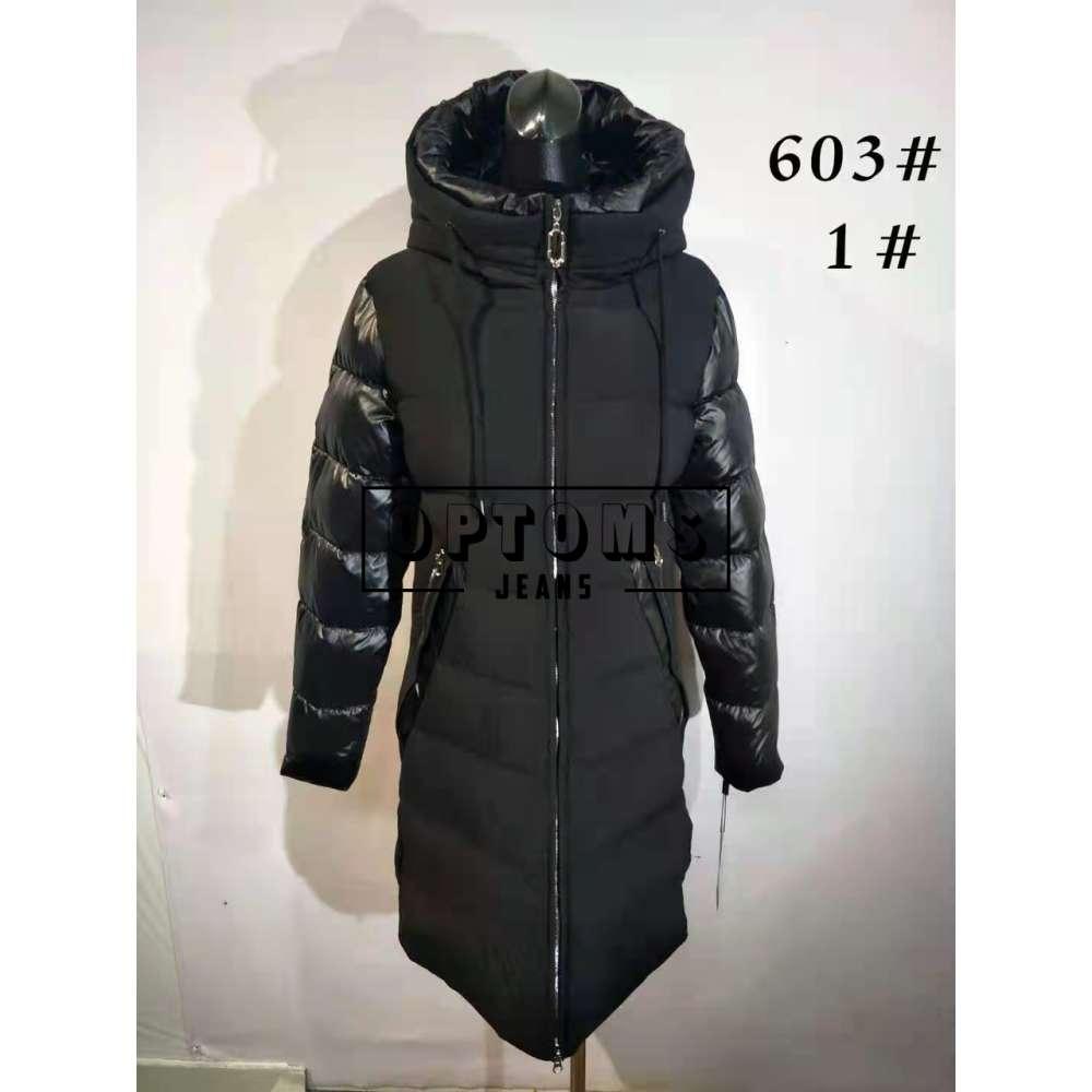 Куртка женская холлофайбер 603-1 размер S-2XL фото