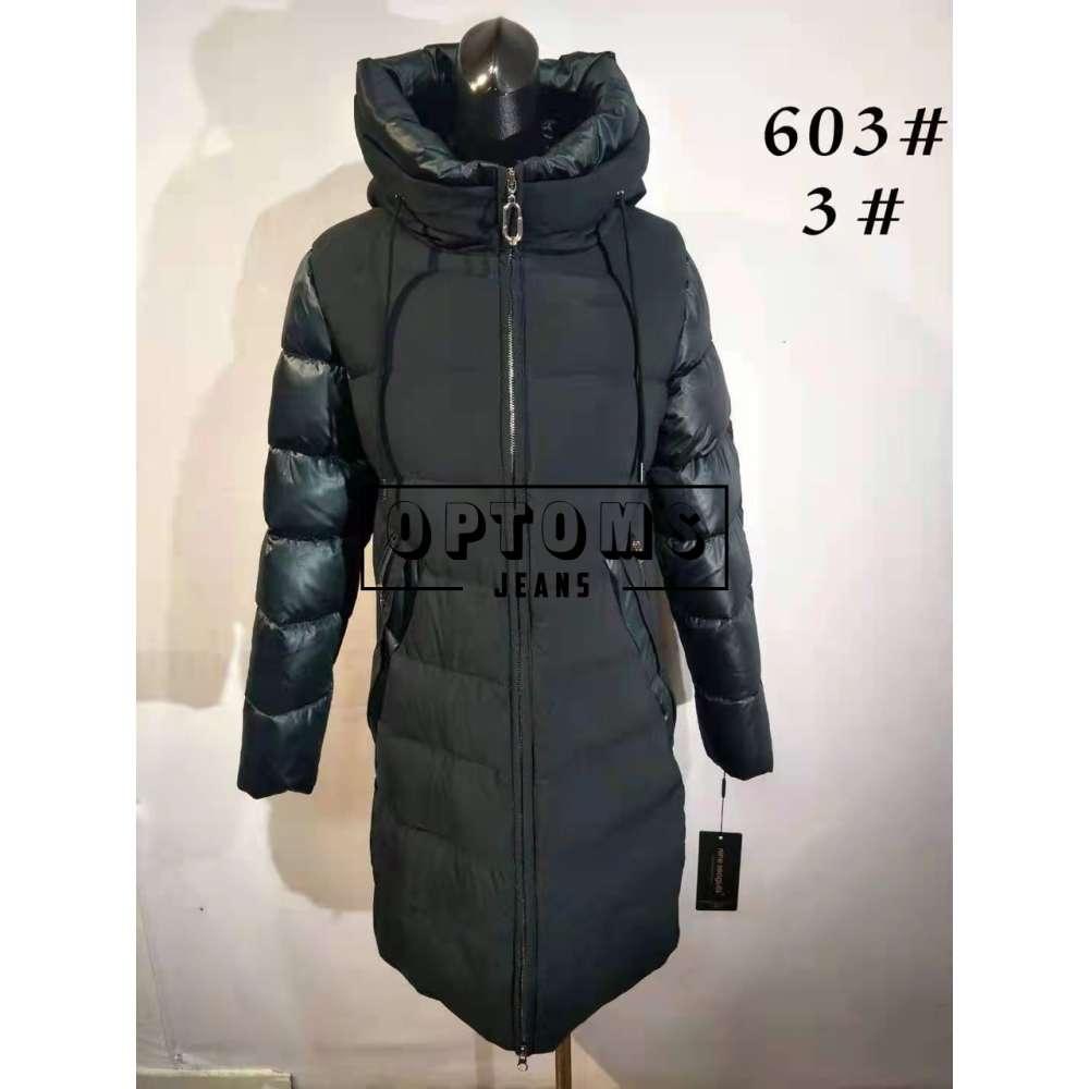 Куртка женская холлофайбер 603-3 размер S-2XL фото