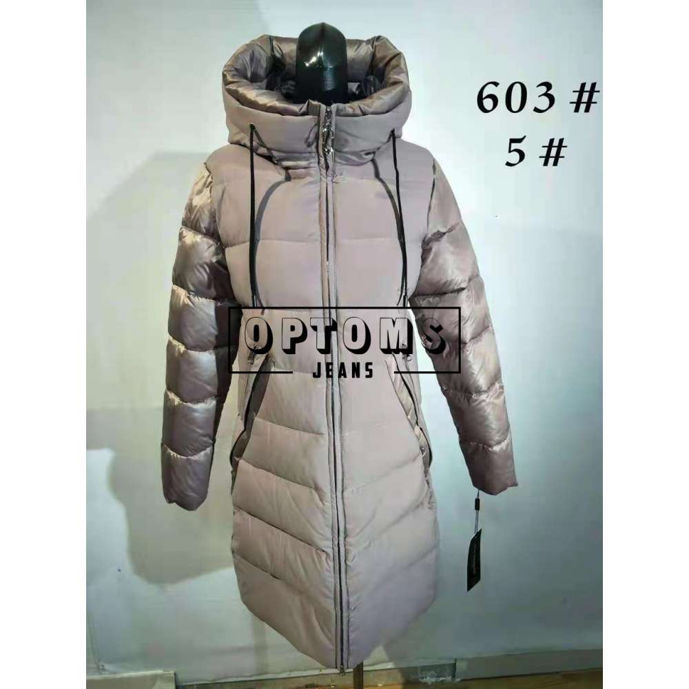 Куртка женская холлофайбер 603-5 размер S-2XL фото