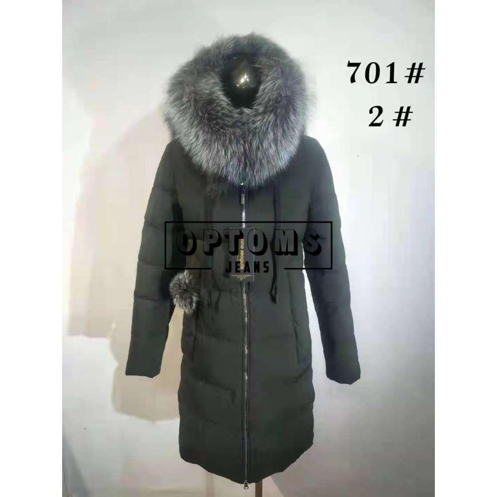 Куртка женская холлофайбер 701-2 размер S-2XL фото