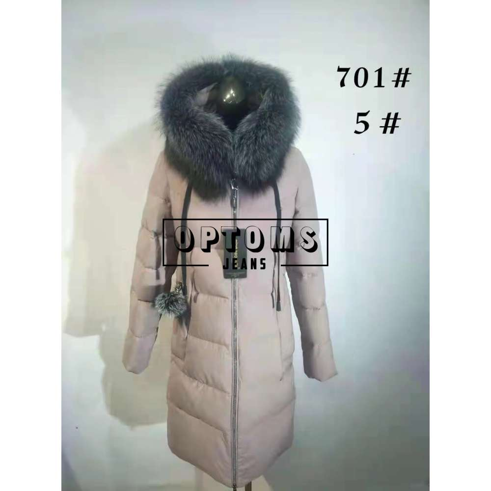 Куртка женская холлофайбер 701-5 размер S-2XL фото