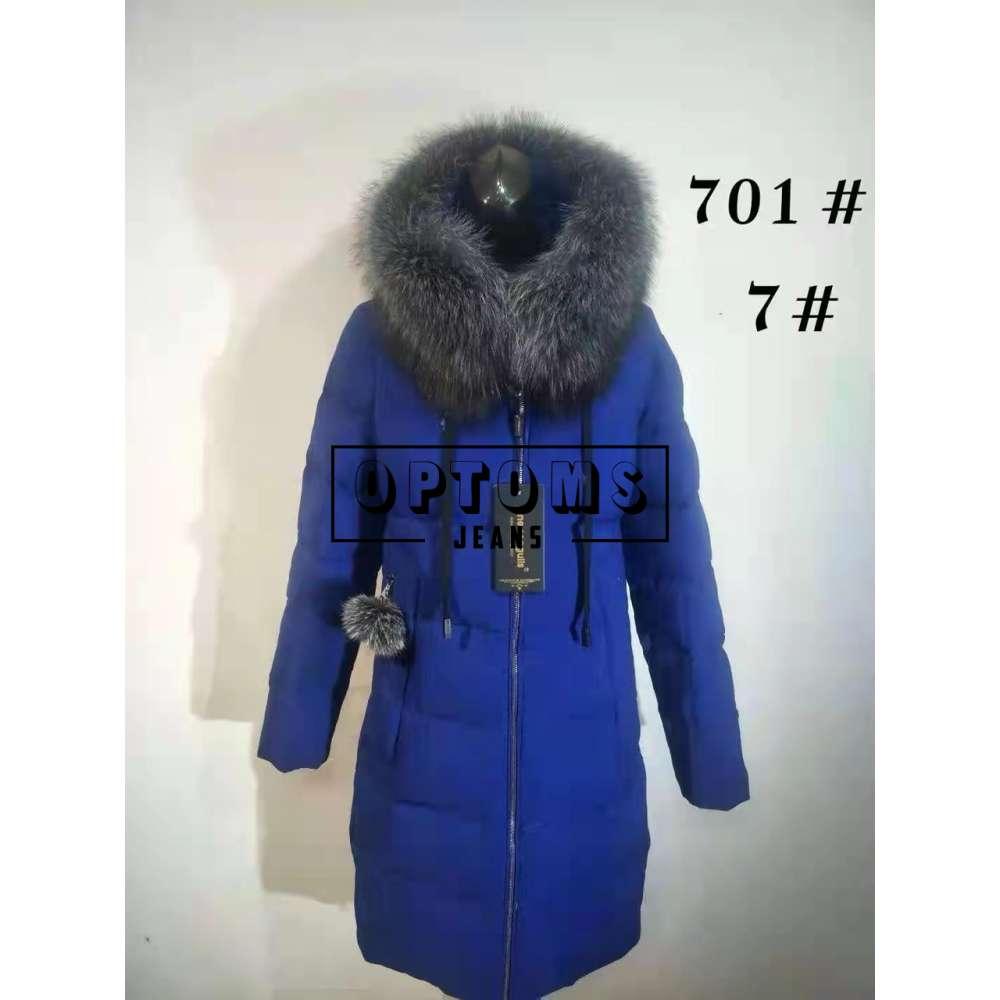 Куртка женская холлофайбер 701-7 размер S-2XL фото