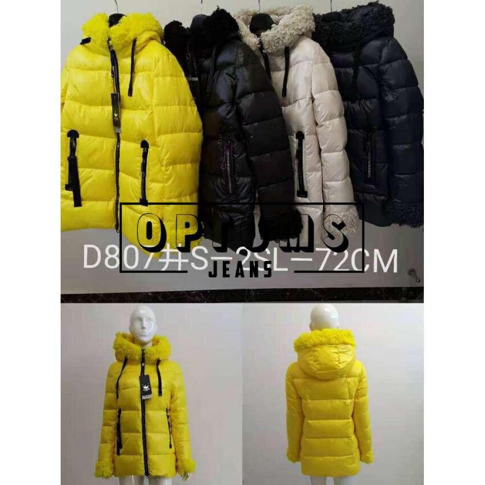 Куртка женская холлофайбер 807 размер S-2XL-72 см фото