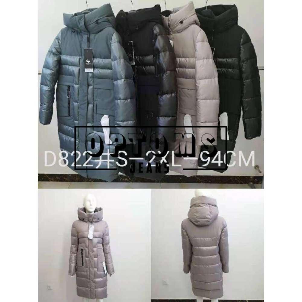 Куртка женская холлофайбер 822 размер S-2XL-94 см фото