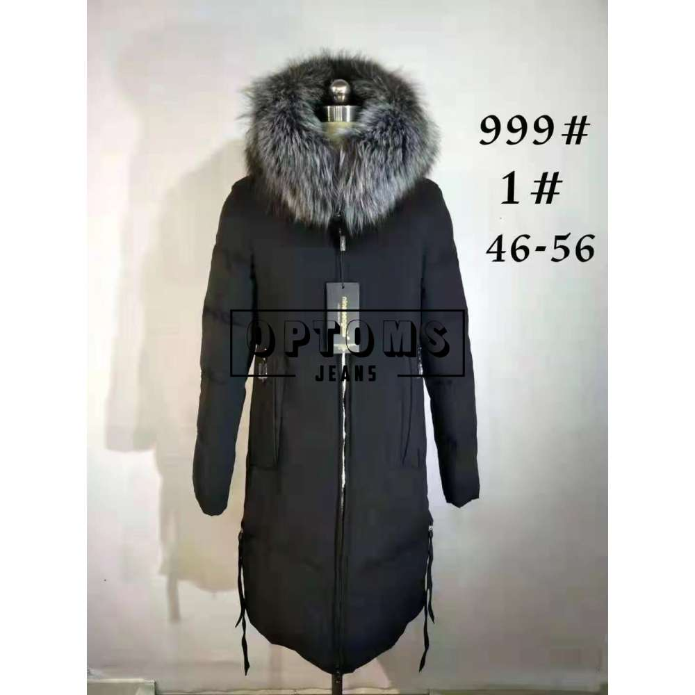 Куртка женская холлофайбер 999-1 размер 46-56 фото