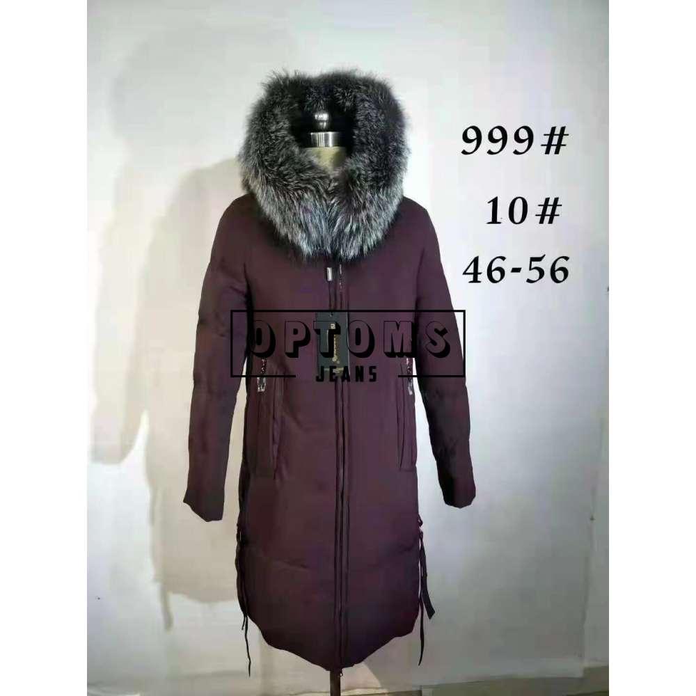 Куртка женская холлофайбер 999-10 размер 46-56 фото