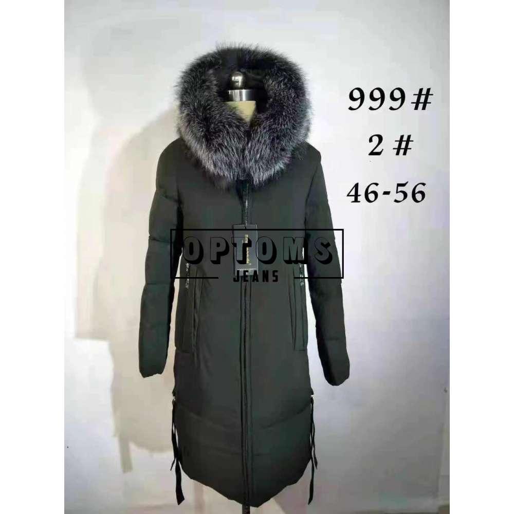 Куртка женская холлофайбер 999-2 размер 46-56 фото