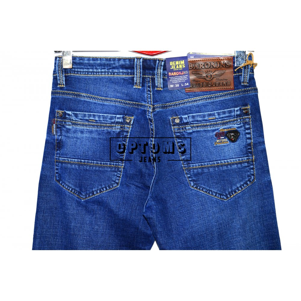 Мужские джинсы Baron BR-9342 30-38/8шт фото