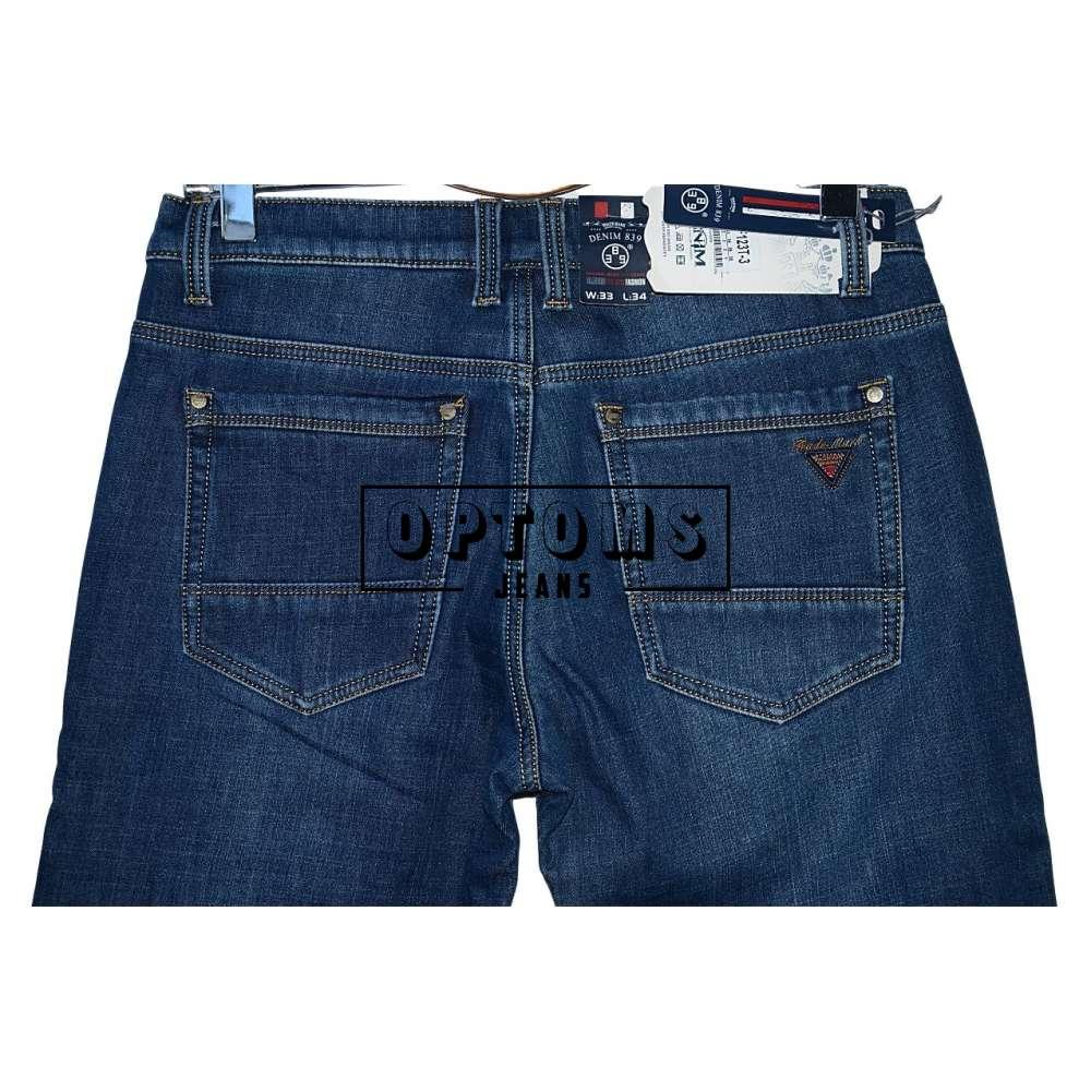 Мужские джинсы на флисе Basanjiu 123-3 32-38/8шт фото