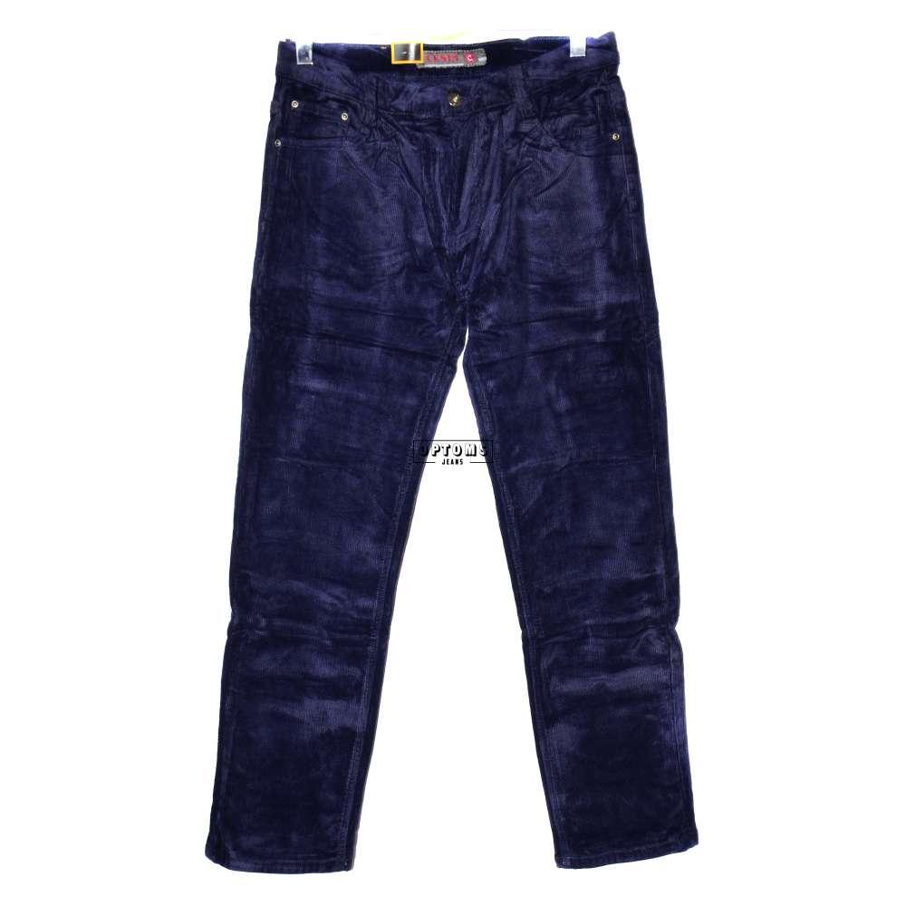 Мужские джинсы вельвет на флисе Cesin 6001-5-20 32-42/8шт фото
