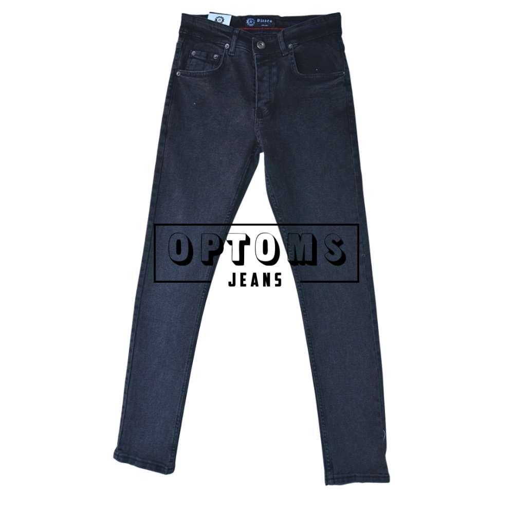 Мужские джинсы Slim Fit черные 435-2 30-38/8шт фото