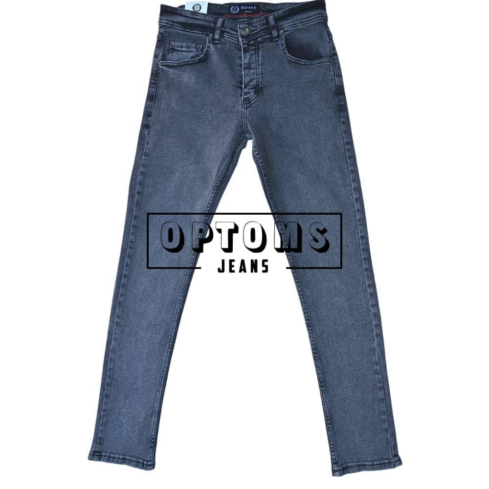 Мужские джинсы Slim Fit серые 435-1 30-38/8шт фото