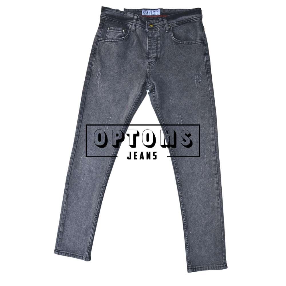 Мужские джинсы Slim Fit серые 435-3 30-38/8шт фото