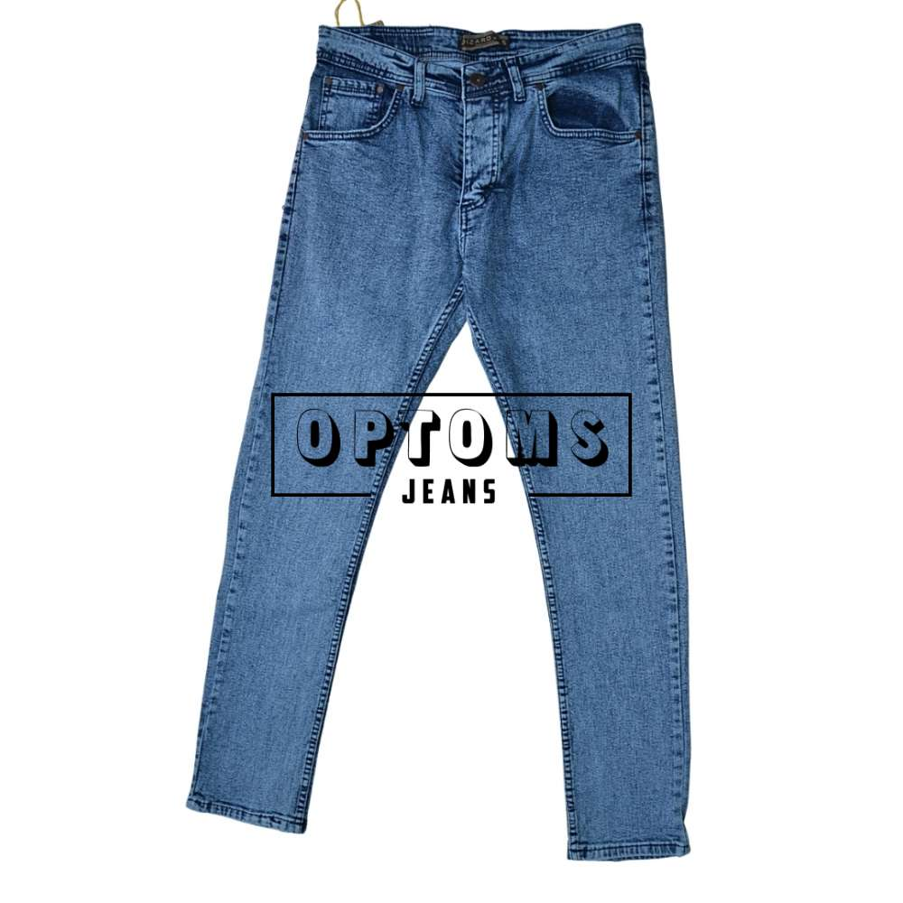 Мужские джинсы Slim Fit синие 350-2 30-38/8шт фото