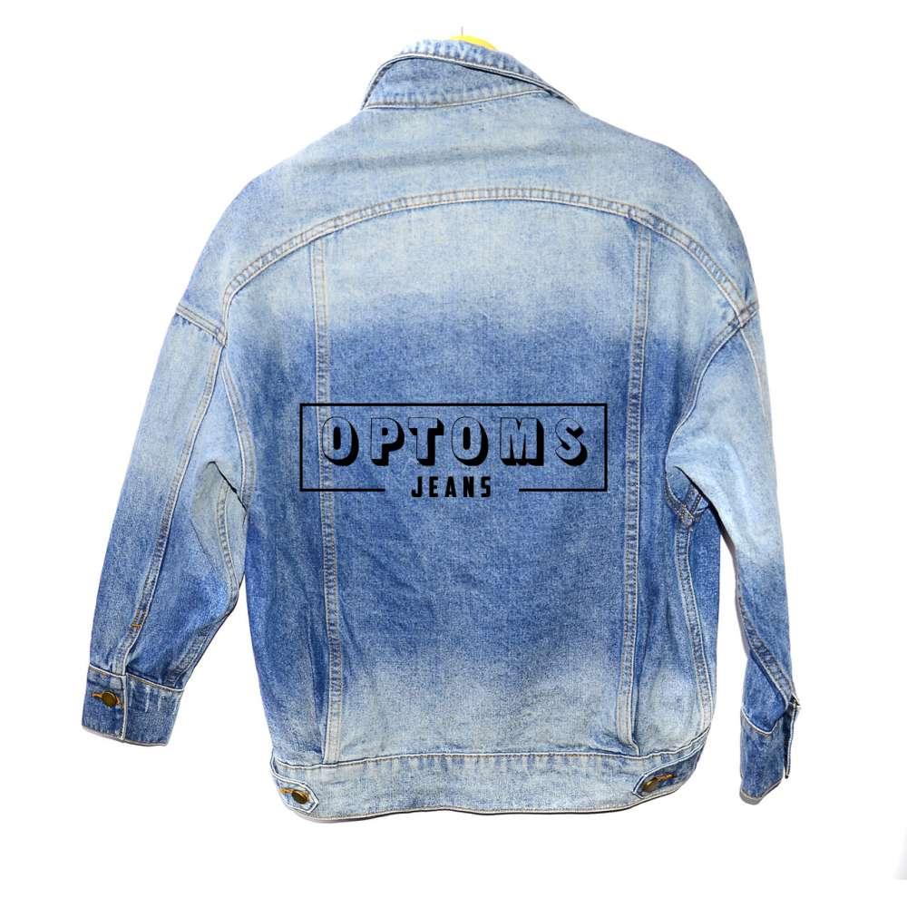 Женская джинсовая куртка Dayu Perfect JD0281 XS-L/6шт фото