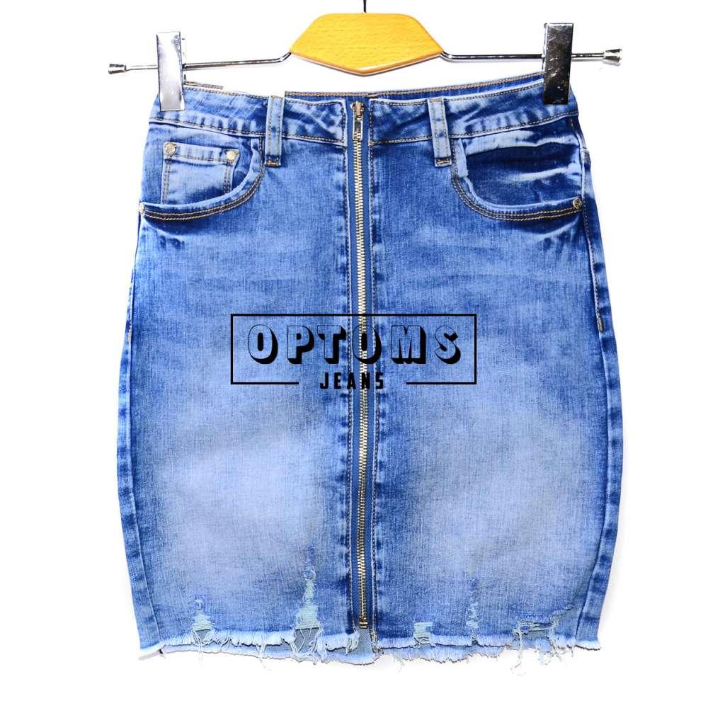 Женская джинсовая юбка Forest Z341 25-30/6шт фото