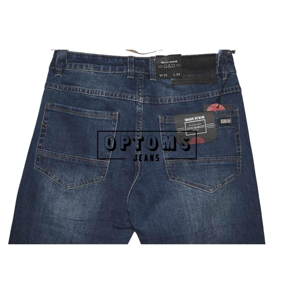 Мужские джинсы God Baron 20C43-D1 30-40/8шт фото