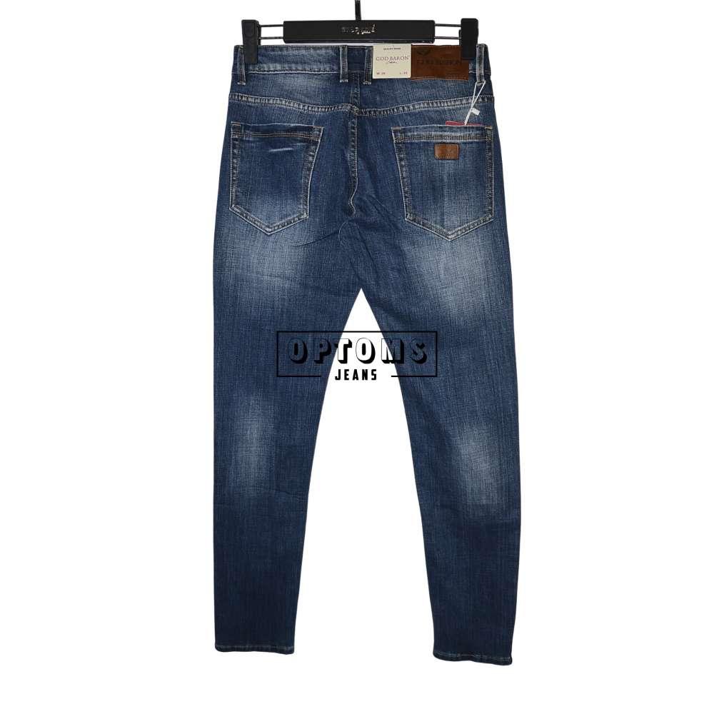 Мужские джинсы God Baron GD9109E-X3 28-36/8шт фото