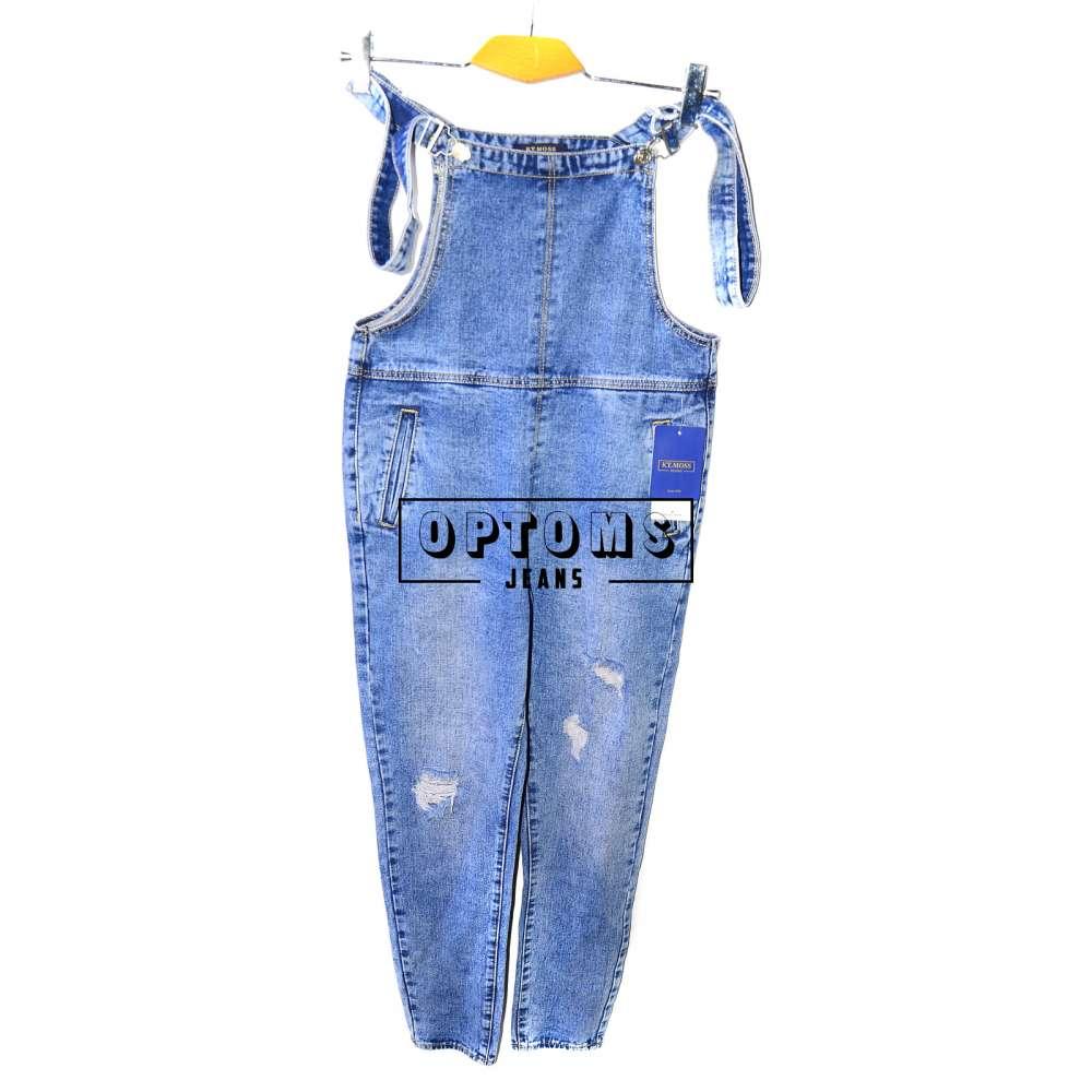 Женский джинсовый комбинезон KT MOSS 6036 S-XL/6шт фото
