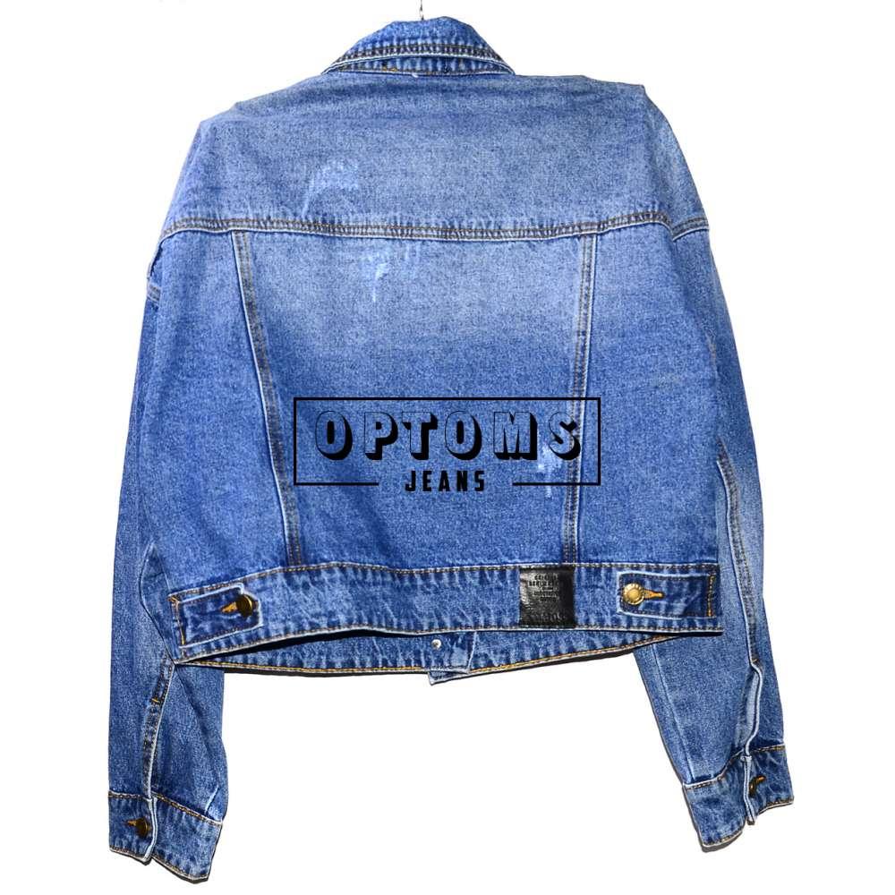 Женская джинсовая куртка KT MOSS 806 S-L/6шт фото