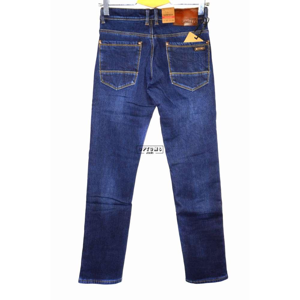 Мужские джинсы на флисе Lowvays 0001 30-38/8шт фото