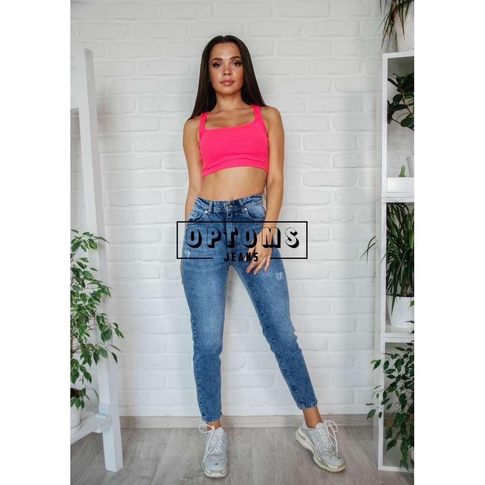 Женские джинсы MOM DK49 49351 26-31/6шт фото