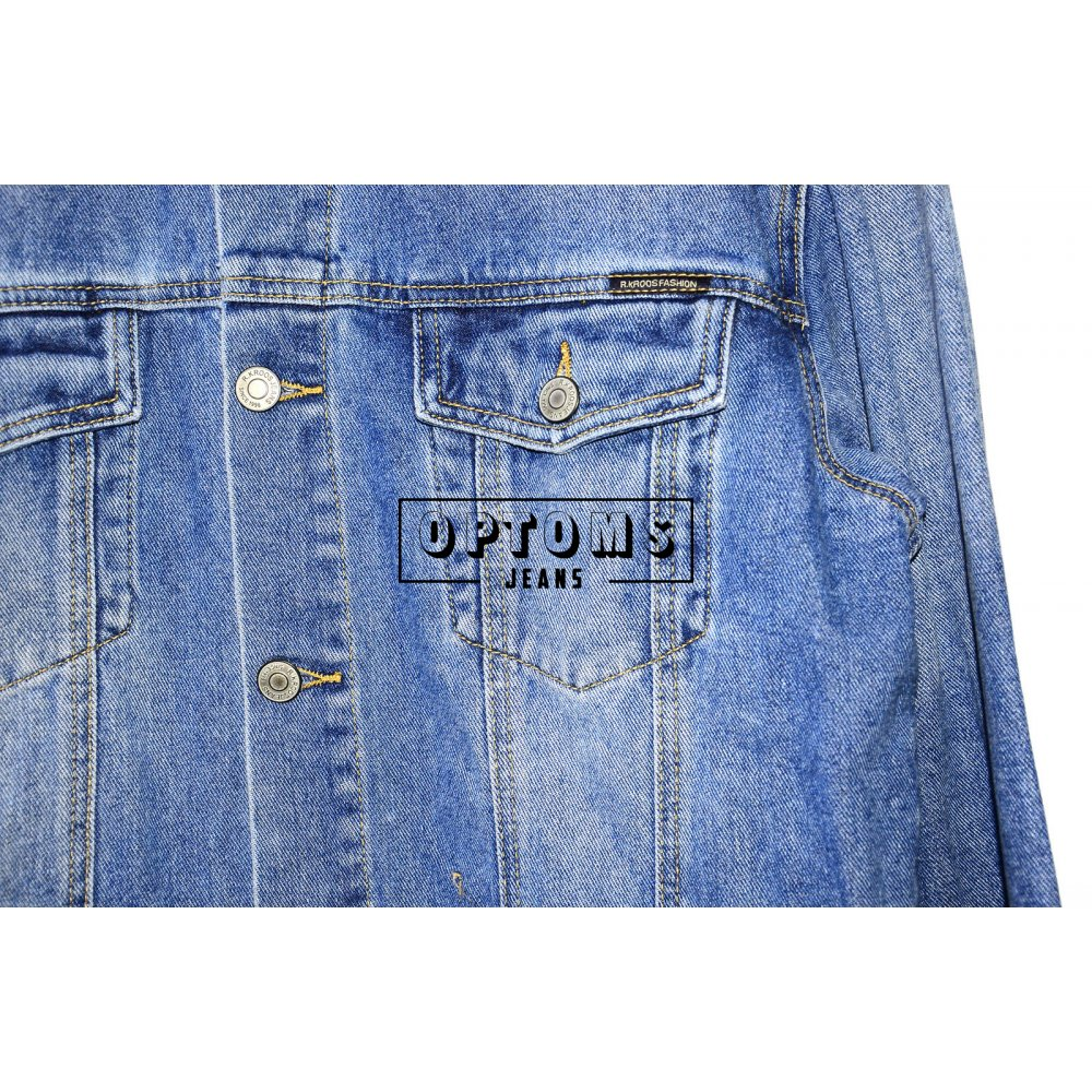 Мужская джинсовая куртка R. Kroos 1003-2 L-5XL/6шт фото