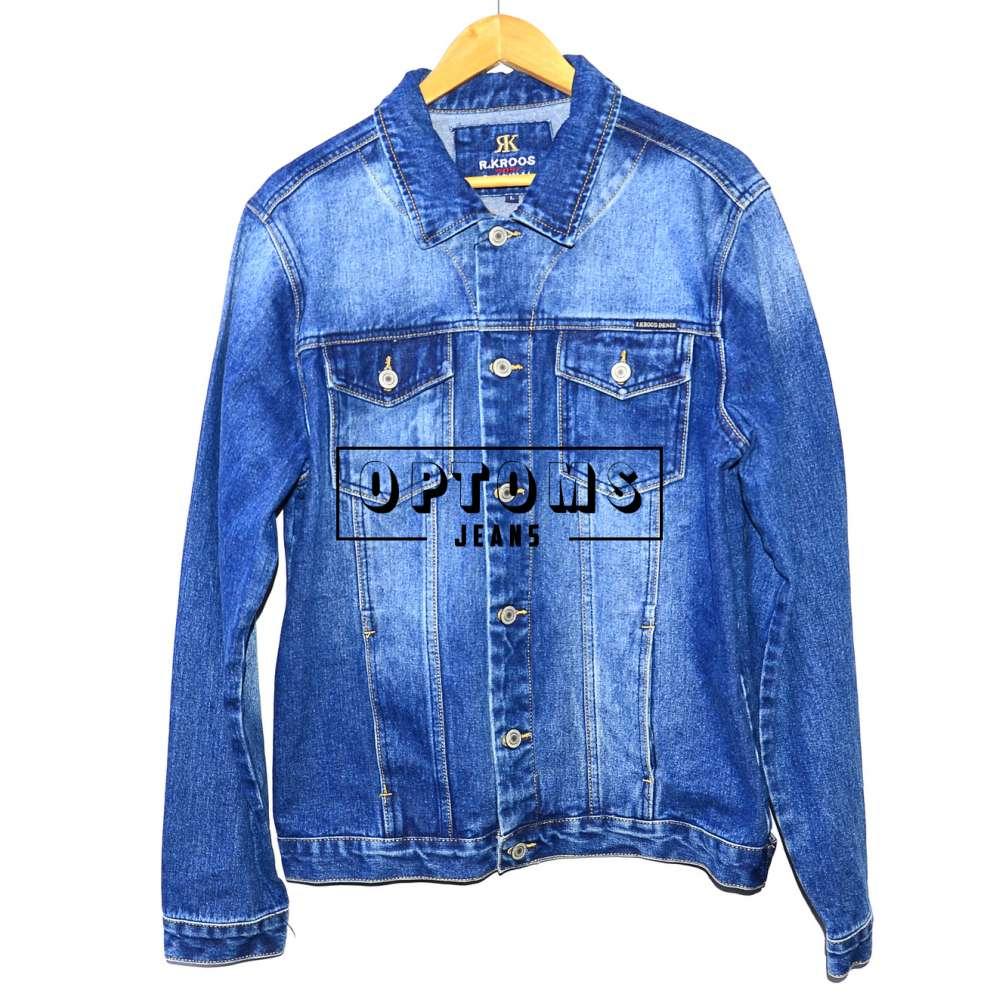 Мужская джинсовая куртка R. Kroos 1018 L-5XL/6шт фото