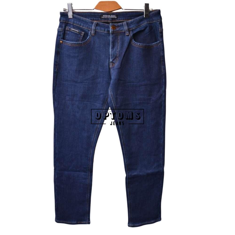 Мужские джинсы утепленные Reigouse 24777 32-42/8шт фото