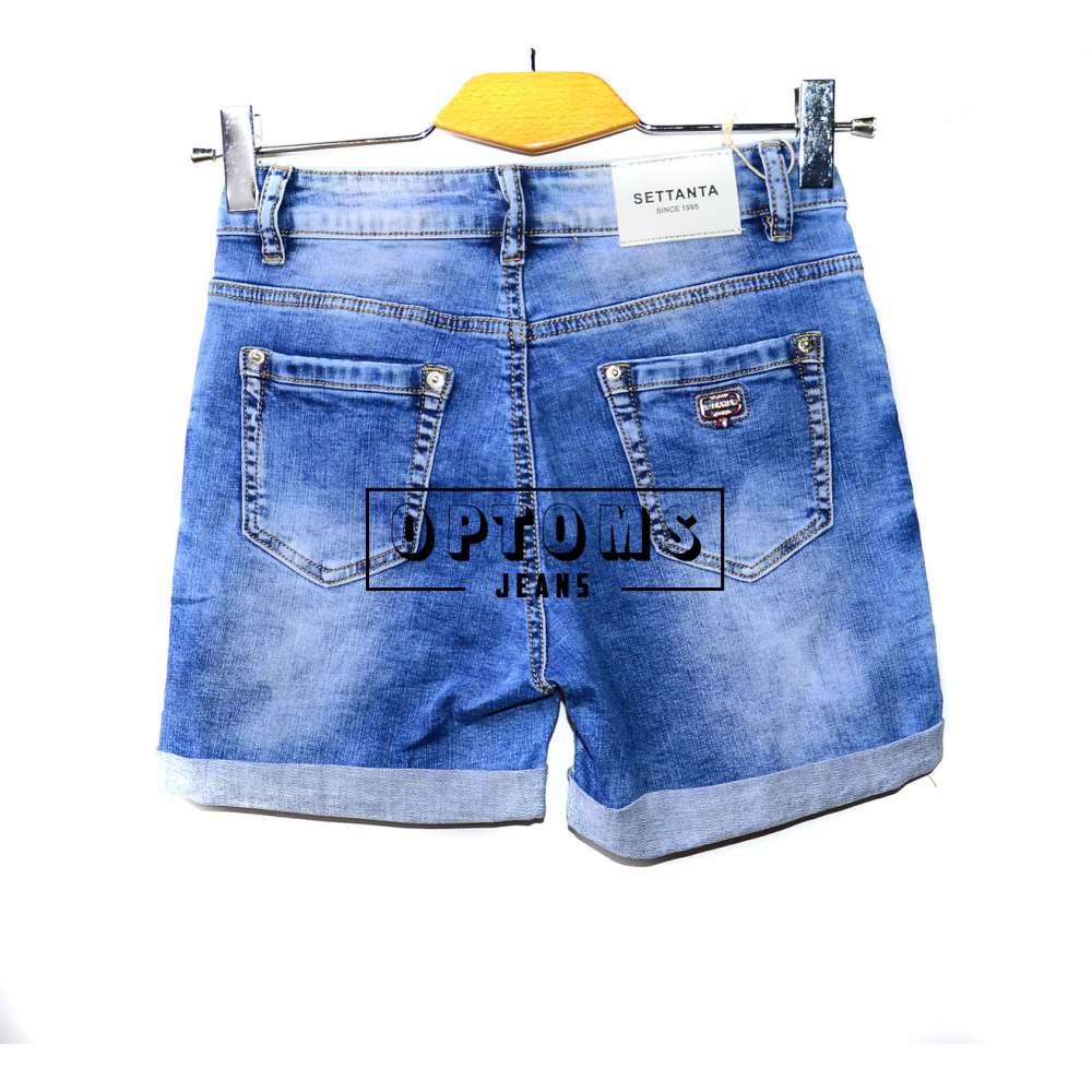 Женские джинсовые шорты Settanta 510B 28-33/6шт фото