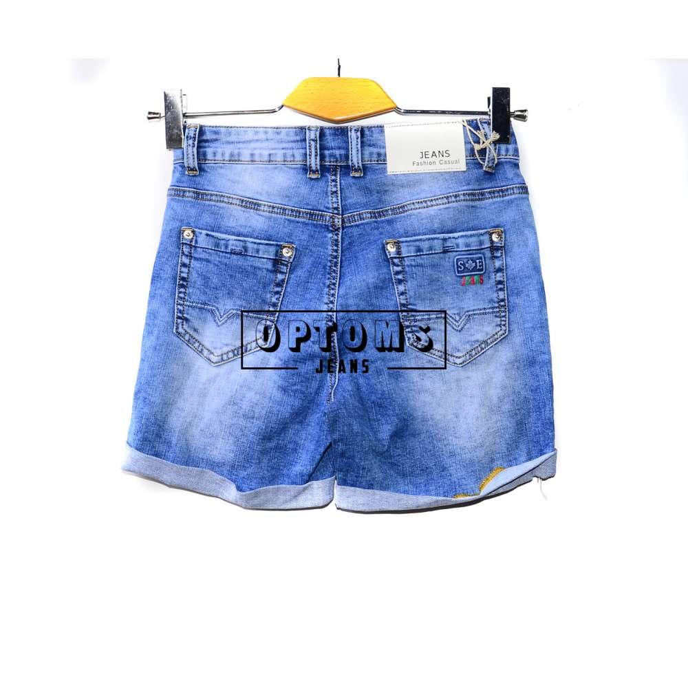 Женские джинсовые шорты Settanta D5201B 28-33/6шт фото