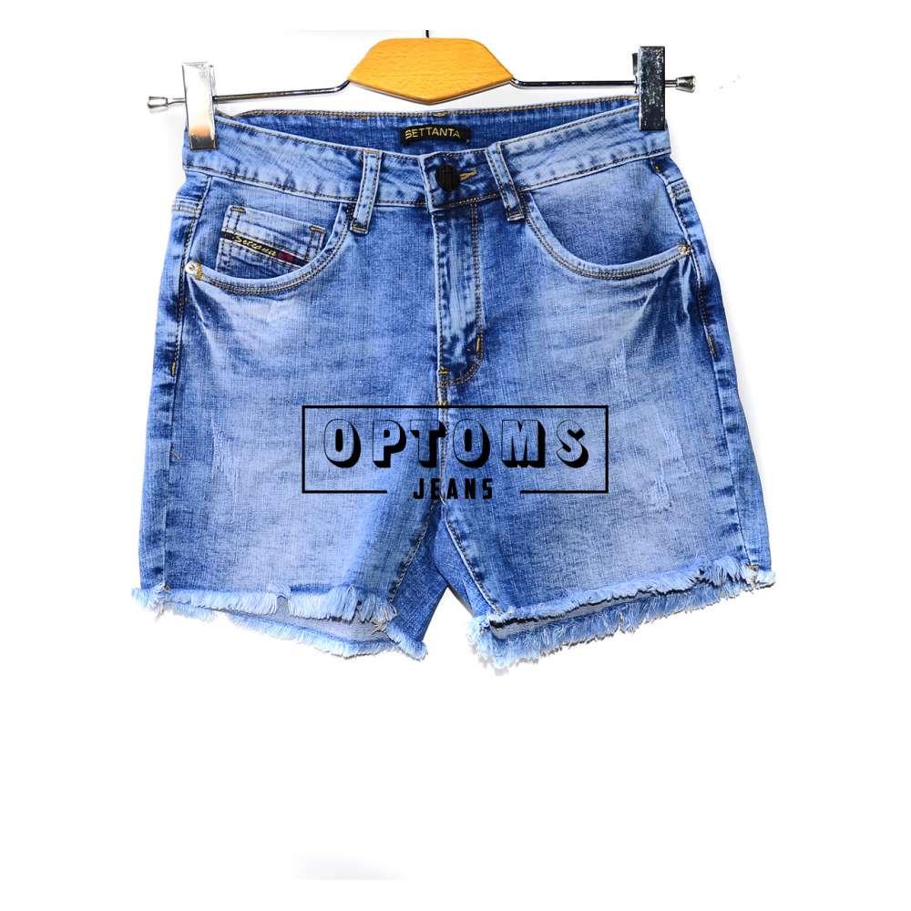 Женские джинсовые шорты Settanta D515B 28-33/6шт фото