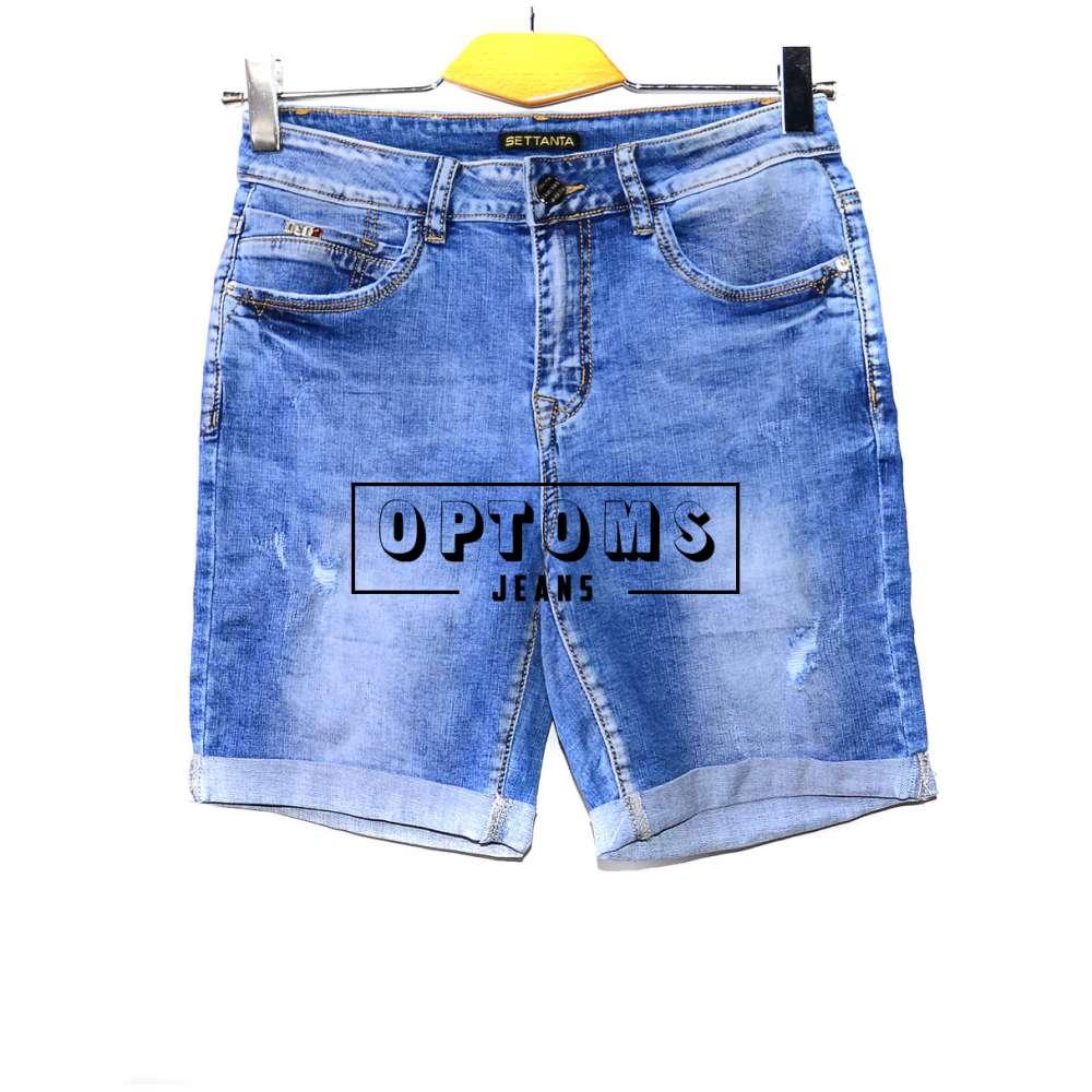 Женские джинсовые шорты Settanta D520C 31-38/6шт фото