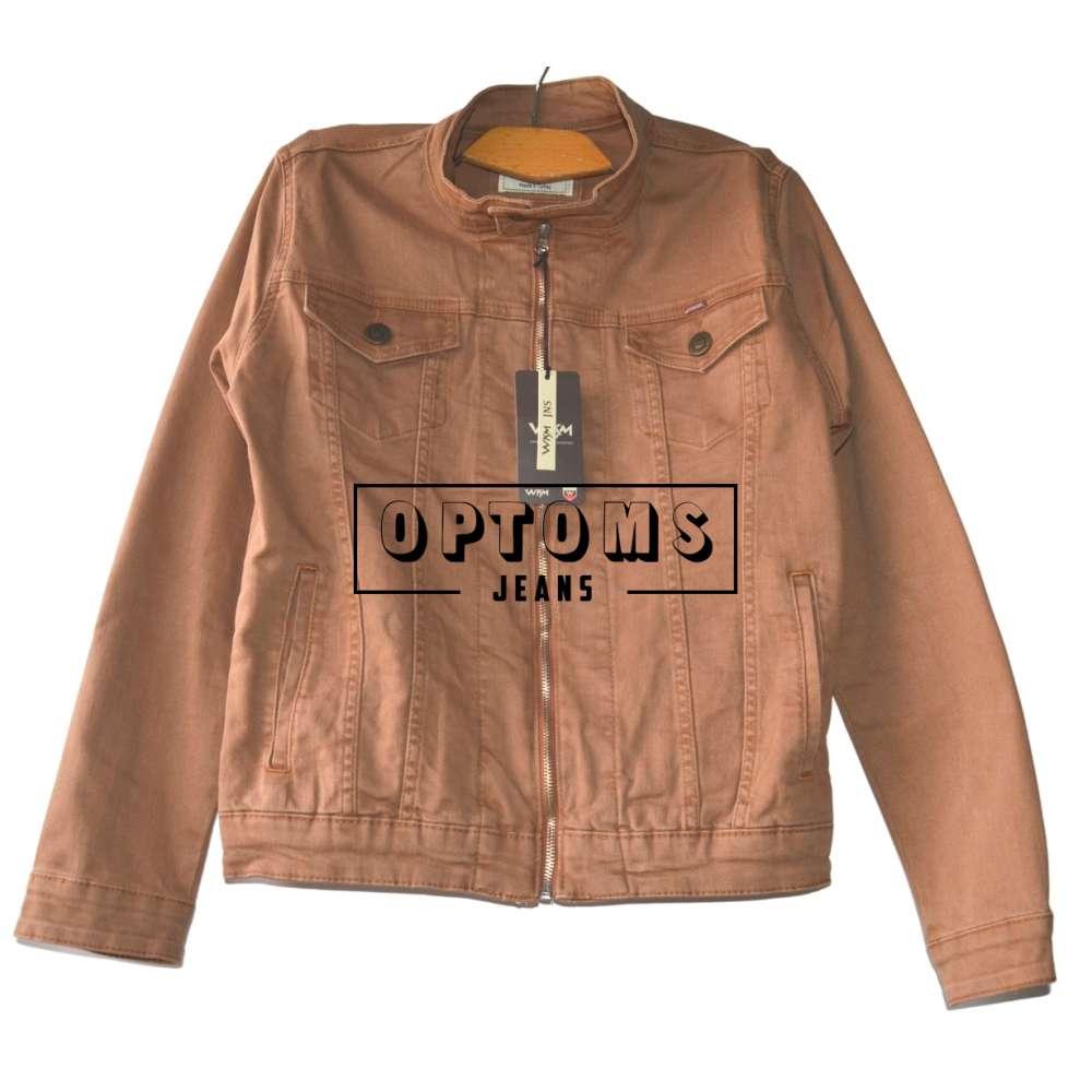 Мужская джинсовая куртка VM 001-BR S-XXL/5ед фото