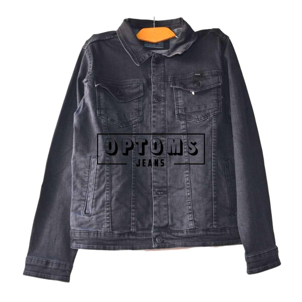 Мужская джинсовая куртка VM 001-GR S-XXL/5ед фото