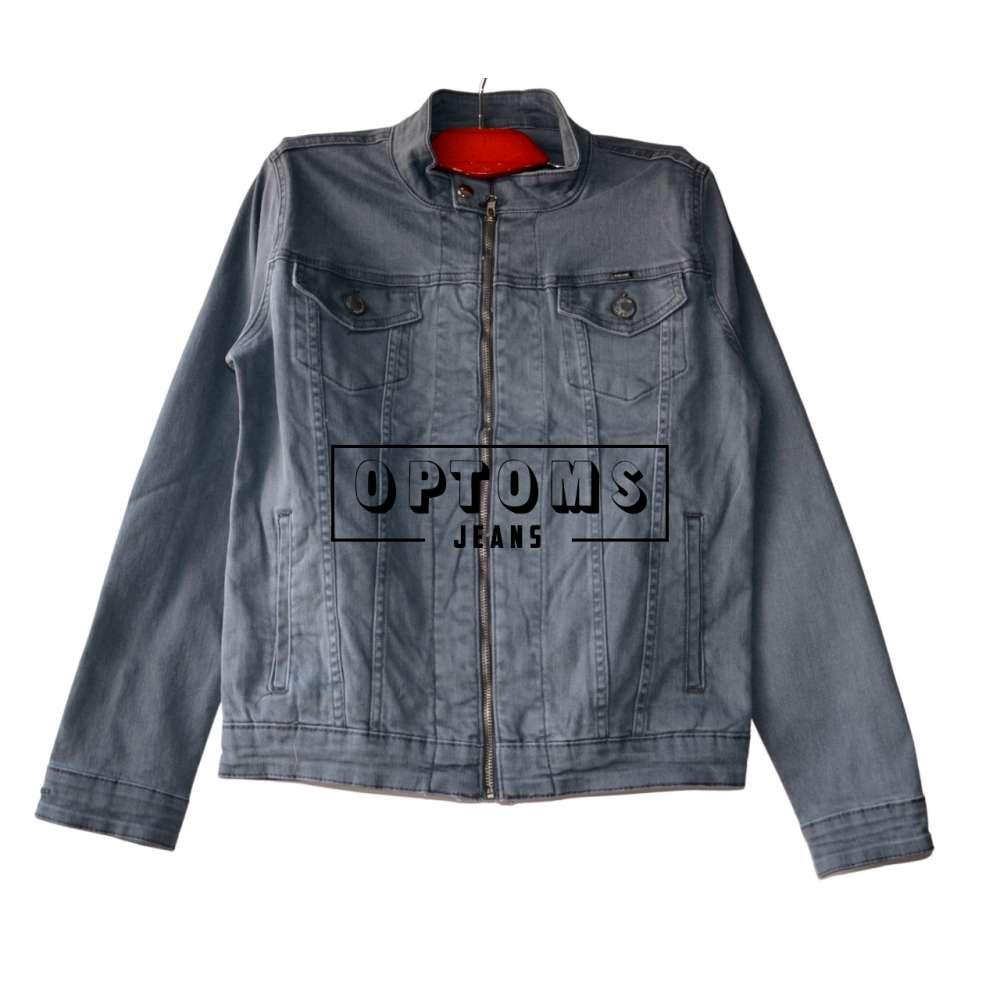 Мужская джинсовая куртка VM 001-WGR S-XXL/5ед фото